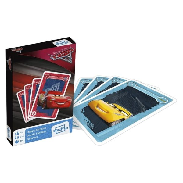 7 familles - Cars 3