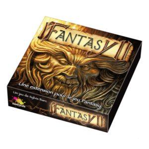 Jeu de société - Fantasy II (extention)