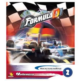 Jeu de société - Formula D : Hockenheim / Valence (extension)