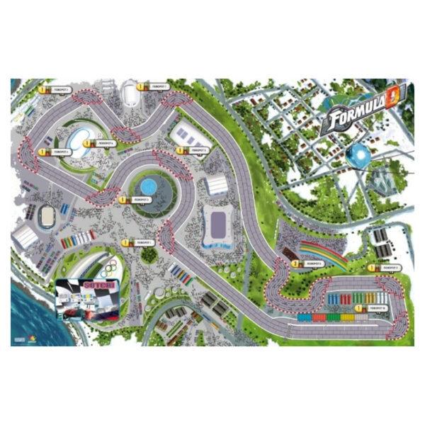 Jeu de société - Formula D : New Jersey / Sotchi (extension)