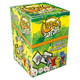 Jeu de société - Jungle speed safari