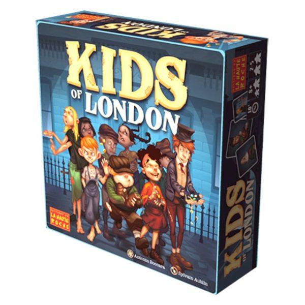 Jeu de société - Kids of London