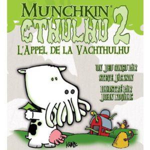 Munchkin Cthulhu : l'appel de Vachthulhu (extension)