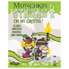 Munchkin Cthulhu : oh my grottes ! (extension)