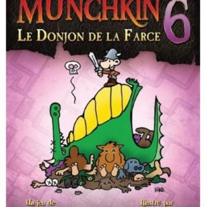 Munchkin : le donjon de la farce (extension)