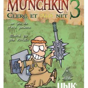 Munchkin : Clerc et (pas) net (extension)