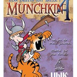 Munchkin : ton destin est sellé ! (extension)