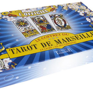 Coffret cartomancie - Tarot de Marseille
