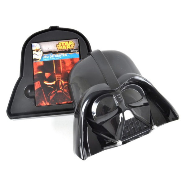 Coffret Star Wars : Masques Vador + Trooper
