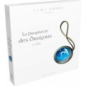 Time stories : la prophétie des dragons (extension)