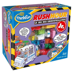 Jeu de société - Rush hour junior