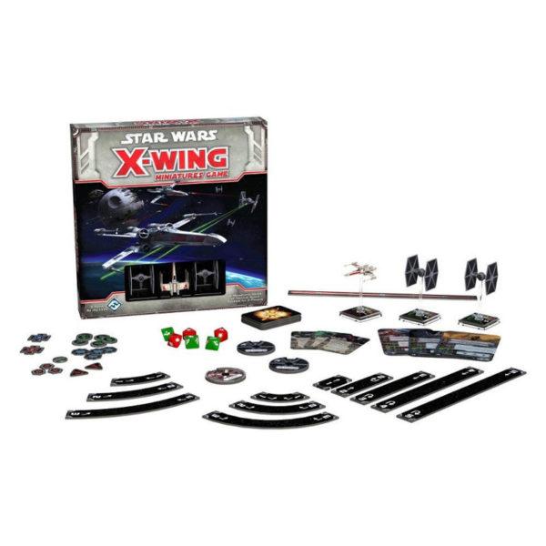 Star Wars X-wing - boite de base