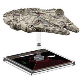 Star Wars X-wing : Faucon Millenium (figurine)