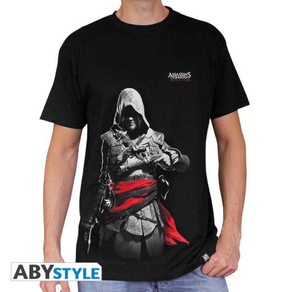 T-shirt Assassin's creed : Edward