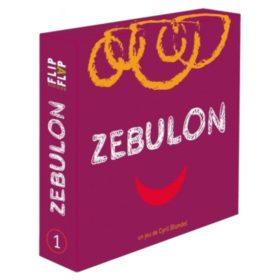 Jeu de société - Zebulon