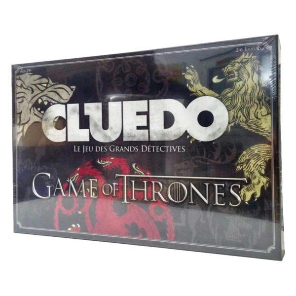 Cluedo : Game of thrones