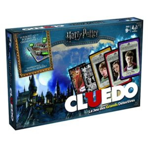 Jeu de société - Cluedo : Harry Potter