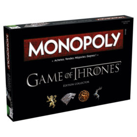 Jeu de société - Monopoly : Game of thrones