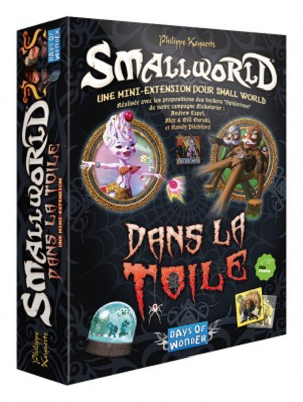 Small world : dans la toile (extension)