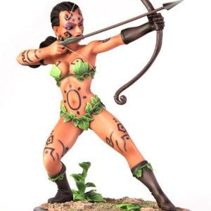 Small world : Figurine Amazone
