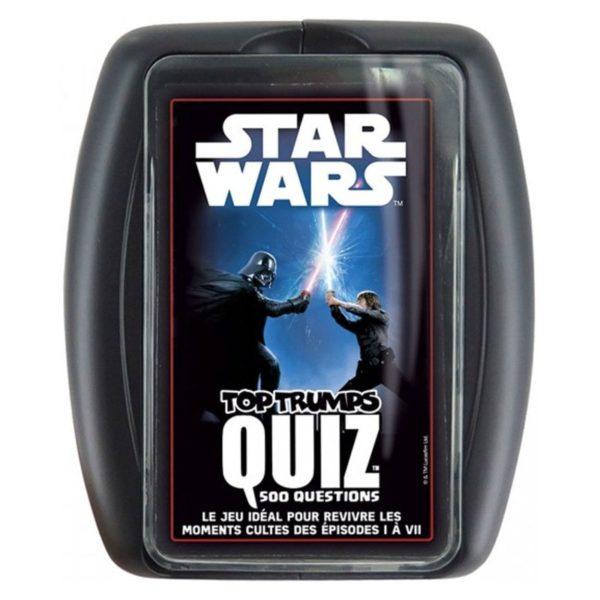 Jeu de société - Quiz Star Wars : 500 questions