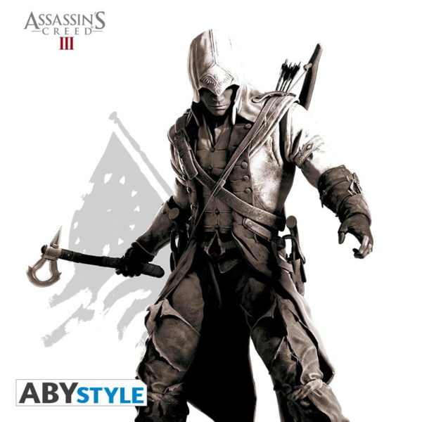 T-shirt Assassin's creed : Connor debout