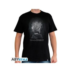 T-shirt Game of thrones : Trône de fer