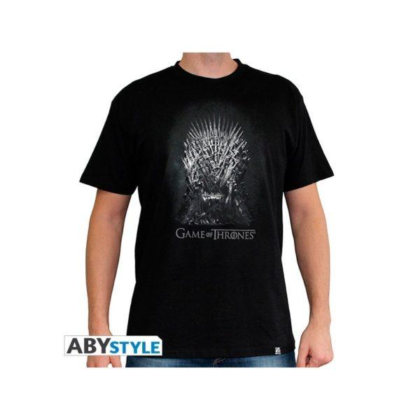 T-shirt Game of thrones : Trône de fer