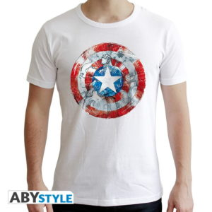 T-shirt Marvel : Captain America classic