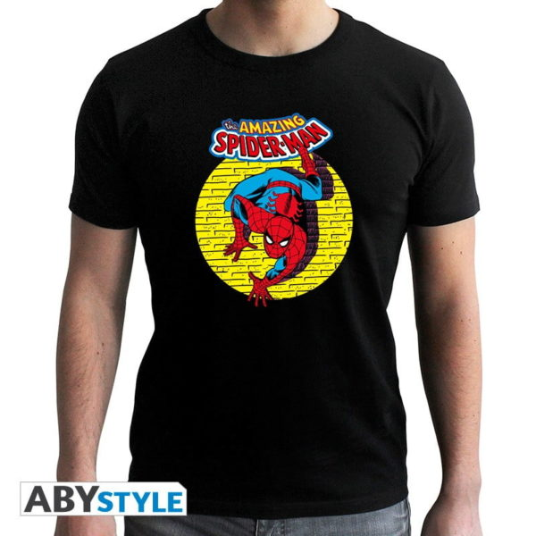 T-shirt Marvel : Spider-Man Vintage