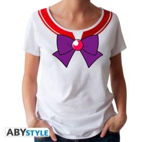 T-shirt Sailor Moon : Sailor Mars Cosplay (femme)