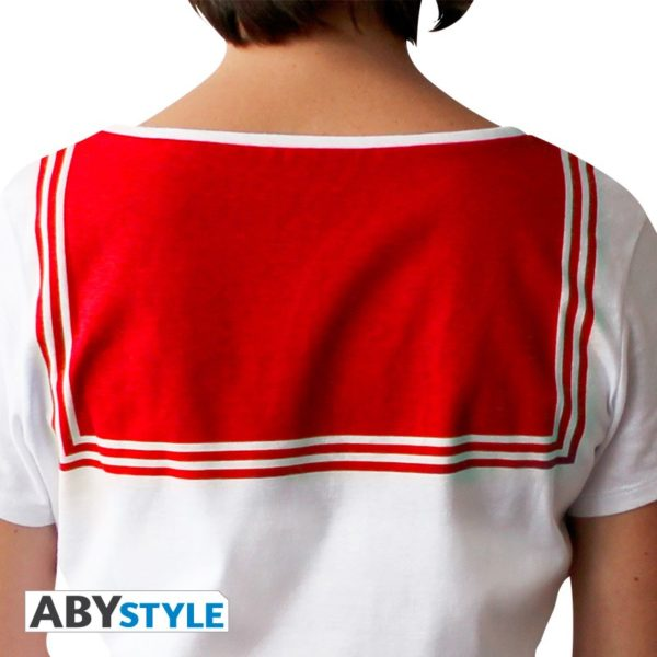 T-shirt Sailor Moon : Sailor Mars Cosplay (femme)