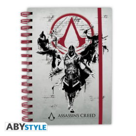 Cahier Assassin's creed : legacy