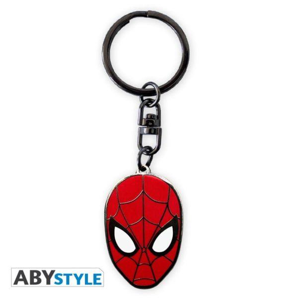 Coffret Marvel : Spiderman (mug, porte-clés, badges)