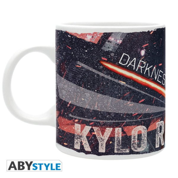 Mug Star Wars : Kylo Ren - Darkness rise (320ml)