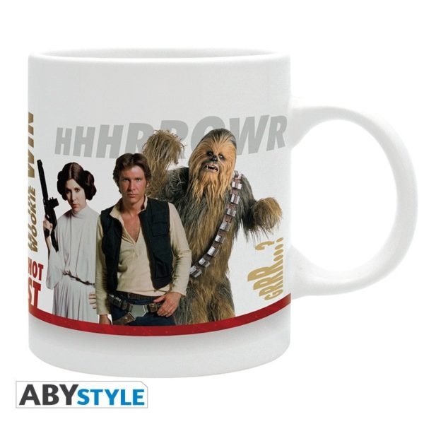 Mug Star Wars : Millenium staff (320ml)