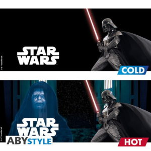 Mug Star Wars : Dark Vador - thermoréactif (460ml)