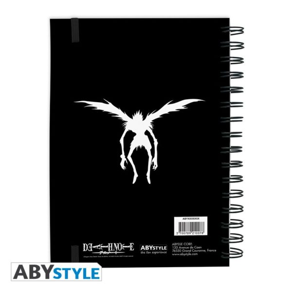 Cahier Death note : L