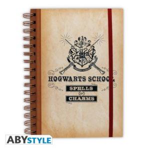 Cahier Harry Potter : Hogwarts school