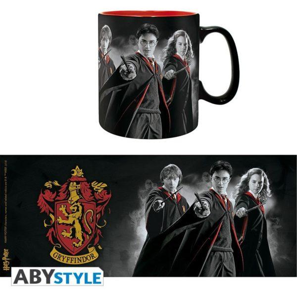 Mug Harry Potter : Harry, Ron, Hermione (320ml)
