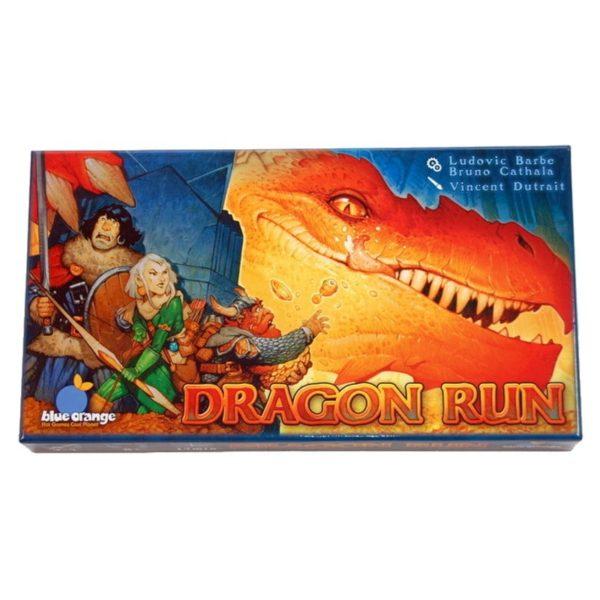 Jeu de société - Dragon run