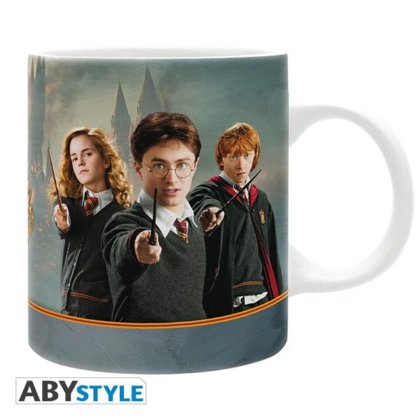 Mug Harry Potter : Harry et cie (320ml)