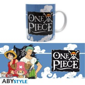 Mug One piece : Groupe (320ml)