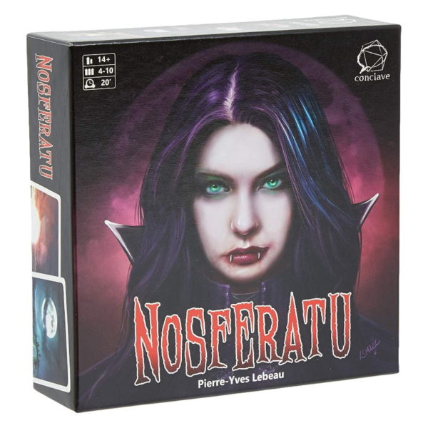 Jeu de société - Nosferatu