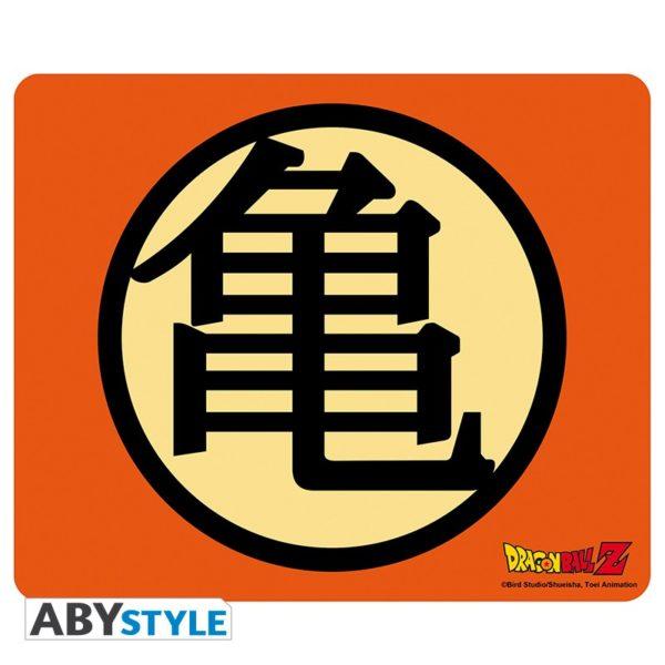 Tapis de souris Dragon ball Z : Kame symbol
