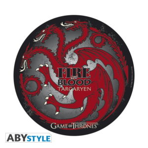 Tapis de souris Game of thrones : Targaryen