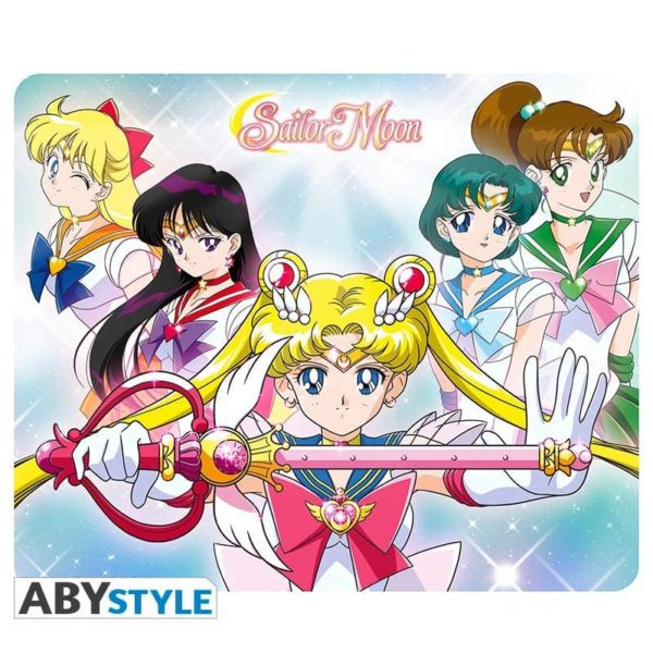 Tapis de souris Sailor moon : Sailor Guerrières