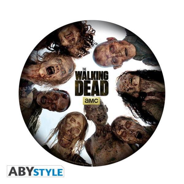 Tapis de souris the Walking dead : Zombies