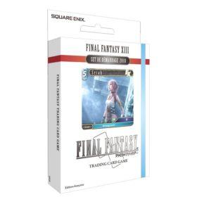 Final Fantasy - Starter set FF XIII