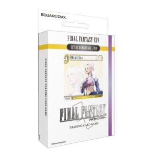 Final Fantasy - Starter set FF XIV